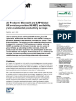 Air Products Case Study