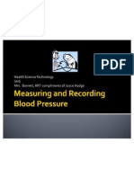 blood pressure-jhodge
