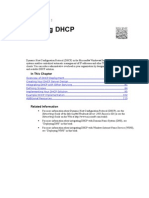 Deploying DHCP