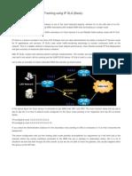 Static Route Tracking Using IP SLA