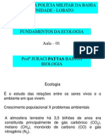 Aula 01- Fund Amen To Da Ecologia