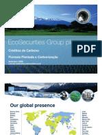 2008 - Créditos de Carbono - Floresta Plantada e Carbonização;