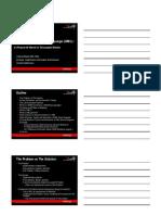 UML Workshop Slides