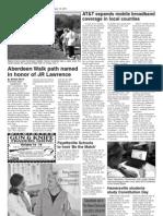 News Democrat Article 10-13-11