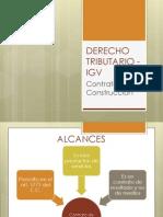 DT III - Contrato de construcción
