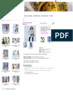 Burda szabásminták - 7461 Felső+ruha _(950 Ft_)