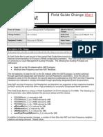 04 1-E-024 Ericsson UTRAN Field Guide Notification Alert - Layer Management Configuration