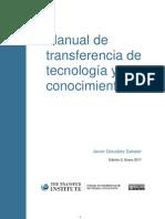 Manual de Transfer en CIA de Tecnologia y Conocimiento 101208092607 Phpapp02