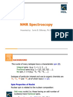 1H NMR Spectroscopy