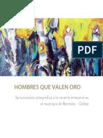 Hombres Que Valen Oro - Didier Riveros Cajamarca