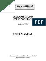 Shoprider Monaco Manual