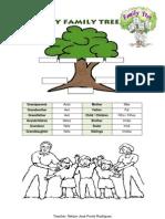 Vocabulary - The Family Tree