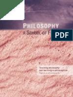 Philosophy - A School of Freedom