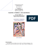 Zeldis - Masonic Symbols and Signpost