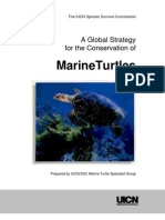 A Global Strategy for Conservation of Marine Turtles