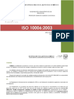 ISO 10006-2003
