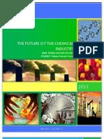 El Futuro de La Industria Quimica