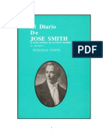 EL DIARIO DE JOSÉ SMITH - Segunda  Parte