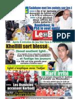 LE BUTEUR PDF du 02/11/2011