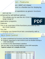 ALV Grid Control