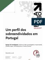 Um Perfil Dos Sobreendividados Em Portugal