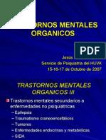 Trastornos Mentales Organicos III