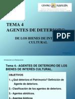 TEMA 04 I.R.agentes de Deterioro