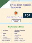 Bangladesh - Honourable State Minister