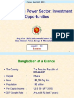 Bangladesh - Honourable State Minister