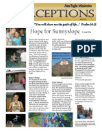 Newsletter Fall 2011