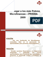 Prisma Perú Diego Fernandez