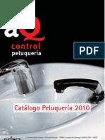 Catalogo Peluqueria 2010
