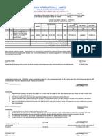 Bill Form LB-1R