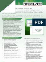 Software Accesos Axtrax as-525