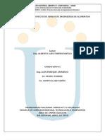 Protocolo Academico Curso Proyecto de Grado de Ingenieria de Alimentos