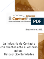 Estudio Call Center 2009