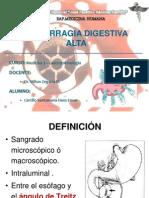 Hemorragia Digestiva Alta (+)
