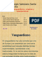 El Vanguardismo 41B