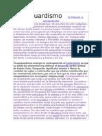 Vanguardismo 41C