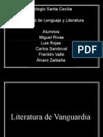 vanguardismo lenguaje 41D