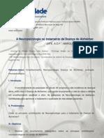 A Neuropsicologia no tratamento da Doença de Alzheimer