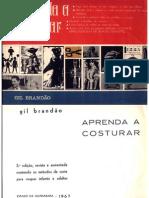 Aprenda a Costurar-Gil Brandão-1967