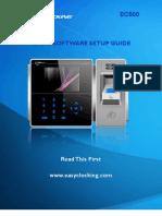 EC500 Setup Guide 09.21
