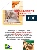 Slides to Produtos Sustentaveis 2011