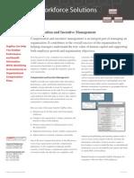 Compensation and Incentive Management