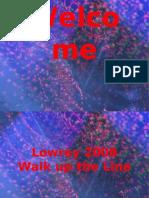 2008 Walk the Line Show