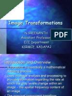 Sree Dip Image Transformations