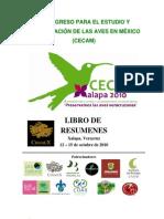X CECAM_Libro Resumenes