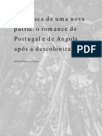 LP4 - Romance de Portugal e Angola