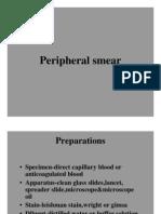 Peripheral Smear